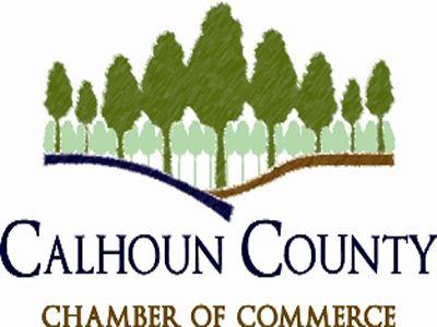 Calhoun County Chamber of Commerce Logo
