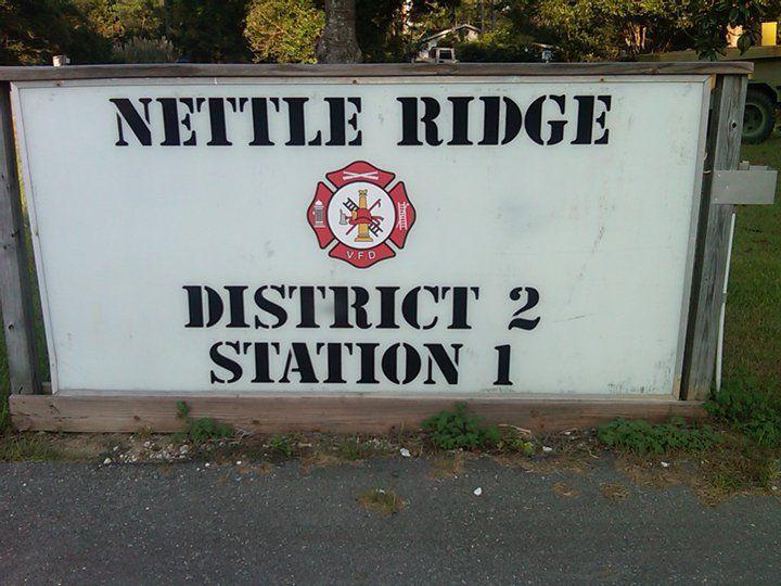 Nettle Ridge Fire Station
